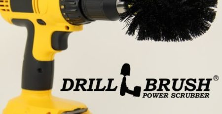 Drillbrush Drill Pinsel Ultrastiff Bürste