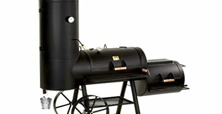 "Joe's Barbeque Smoker 20"" Chuckwagon Catering"