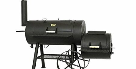 "Joe's Barbeque Smoker 20"" Texas Classic Lokomotive"