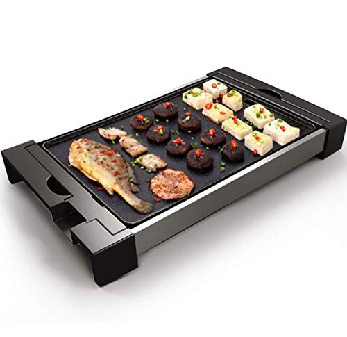 WJJJ BBQ Baking Tray Maifanshi Elektrischer Baking Pan Non-Stick Grill Tray Multi-Function Household Grill Tray Removable Washable