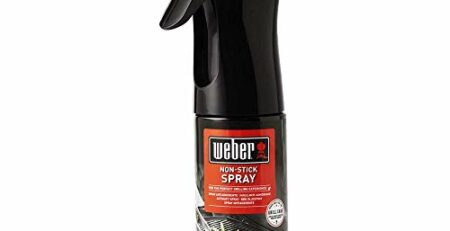 Weber® Antihaft Spray 200 ml, Grillrost-Pflege, Non-Stick Spray