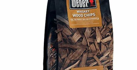 Weber® Räucherchips Whiskey, 700 g