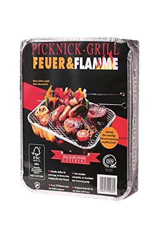 Feuer & Flamme - Picknick Grill